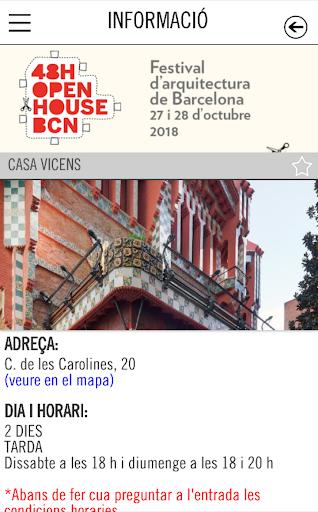 48H Open House BCN 2018 screenshot 5