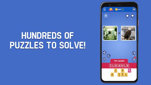 Pictoword: Fun Word Games & Offline Brain Game screenshot 7