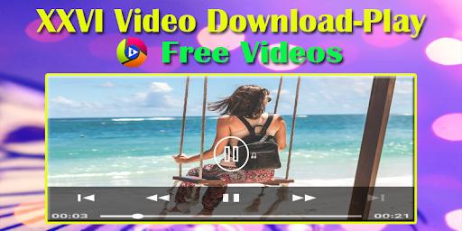 XXVI Video Downloader Superfast App India 2020 скриншот 1