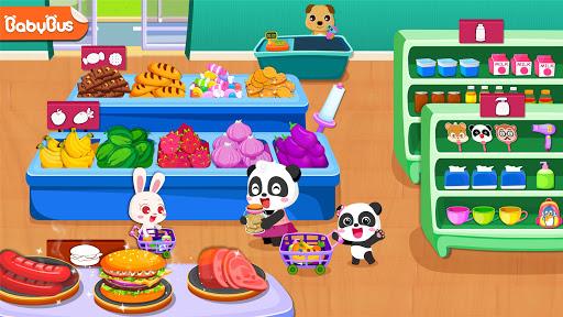 Supermarket Bayi Panda screenshot 1