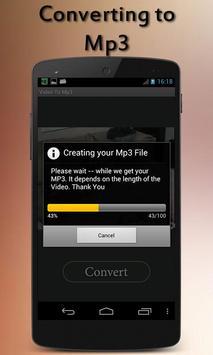 Video To mp3 Convertor screenshot 6