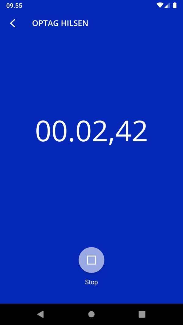 Telmore Voicemail screenshot 5