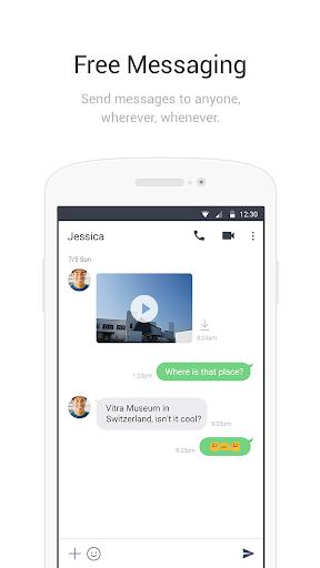 LINE Lite: Free Calls & Messages screenshot 2