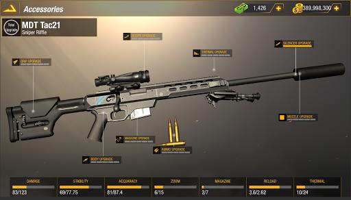 Sniper Game: Bullet Strike - Free Shooting Game screenshot 5