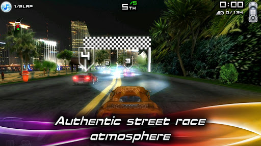 Race Illegal: High Speed 3D 8 تصوير الشاشة