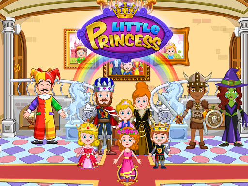My Little Princess :  Free قلعة 7 تصوير الشاشة
