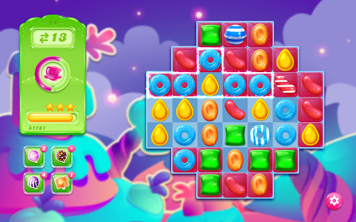 Candy Crush Jelly Saga 14 تصوير الشاشة