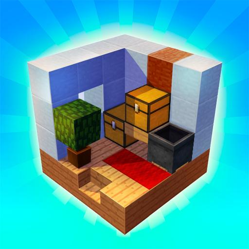 Tower Craft 3D - لعبة بناء من نوع ألعاب الخمول أيقونة