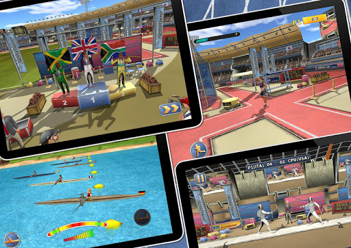 Athletics2: Summer Sports Free screenshot 10