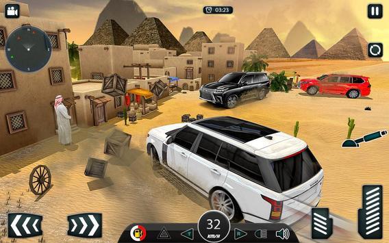 Luxury LX Prado Desert Driving screenshot 1