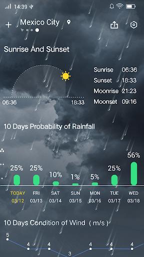 Weather Forecast screenshot 7