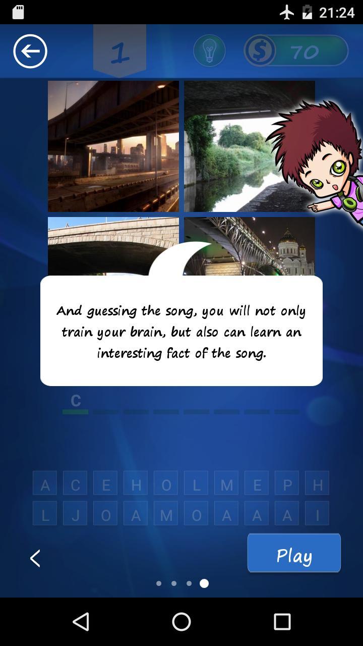 Song Quiz: Guess The Song 5 تصوير الشاشة