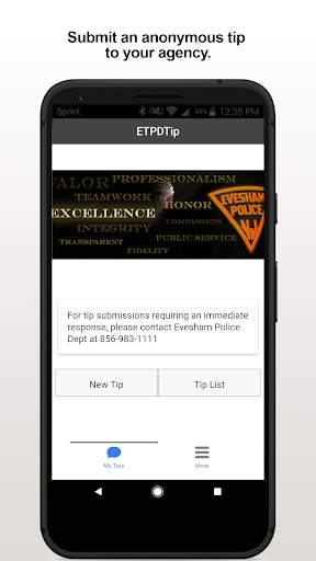 ETPDTip screenshot 1