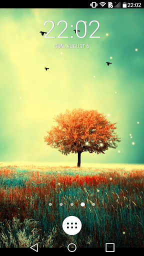 Awesome-Land Live wallpaper HD : Grow more trees screenshot 2