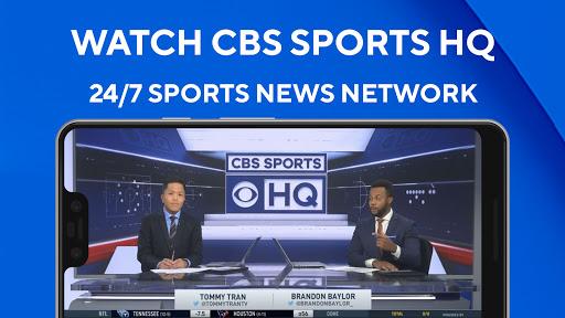 CBS Sports App - Scores, News, Stats & Watch Live 5 تصوير الشاشة