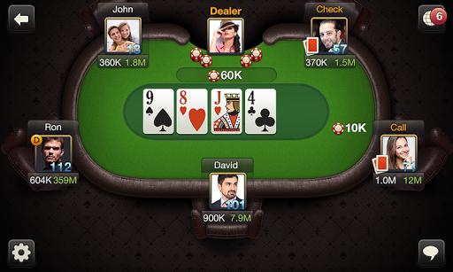 World Poker Club 5 تصوير الشاشة