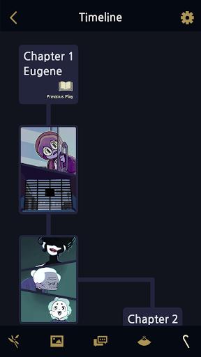 Underworld Office: Offline Mystery Visual Novel screenshot 4