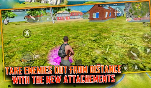 Free survival: fire battlegrounds screenshot 5
