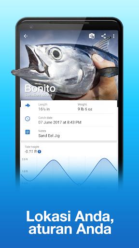 Fishing Points Memancing & GPS screenshot 1