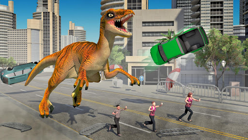 Hungry Dinosaur Hunting Simulator Game 2020 screenshot 3