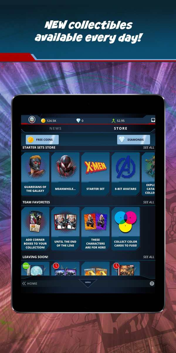 Marvel Collect! by Topps Card Trader screenshot 11