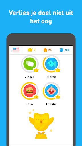 Leer Engels met Duolingo screenshot 5