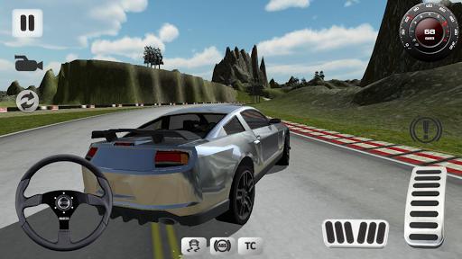 Sport Car Simulator screenshot 3