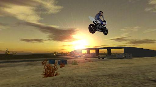 Fast Motorcycle Driver Extreme 3 تصوير الشاشة