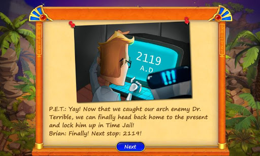 Roads of Time 1 screenshot 4