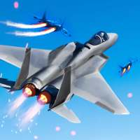 Jet Fighter Airplane Simulator-Airplane Games 2021 on 9Apps
