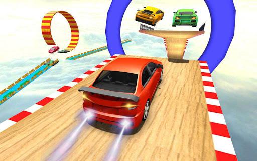 Car Games Stunt Driving: Racing Games Rush 2021 screenshot 4
