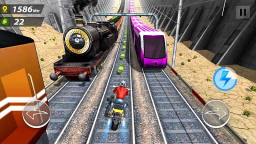 Subway Rider - Train Rush screenshot 4