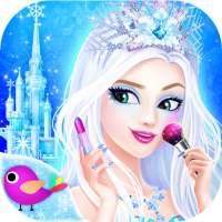 Princess Salon: Frozen Party on 9Apps