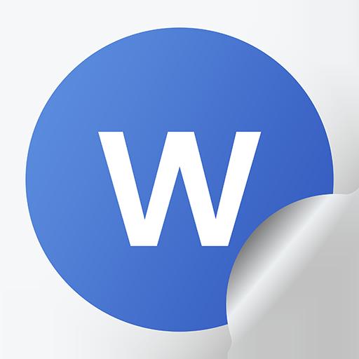 Fancy Text   Sticker Maker (WAStickerApps) icon