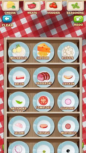 Pizza games screenshot 2