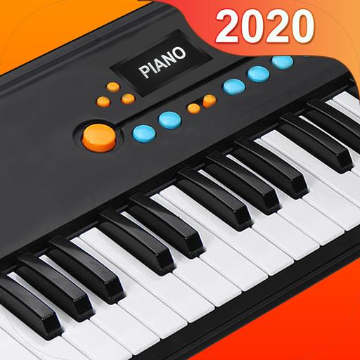 Real Piano Master 2020 أيقونة