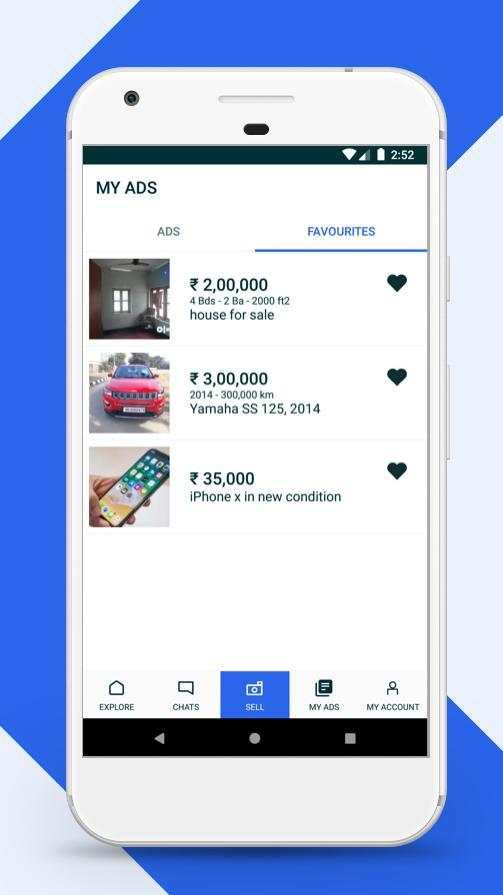 OLX: Buy & Sell Near You with Online Classifieds screenshot 8