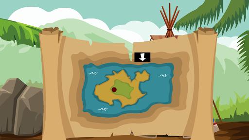 Escaping the Island : Funny Escape Simulation screenshot 5