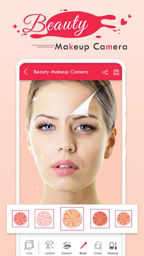 Beautify Me Makeup Camera - Beauty Camera screenshot 5