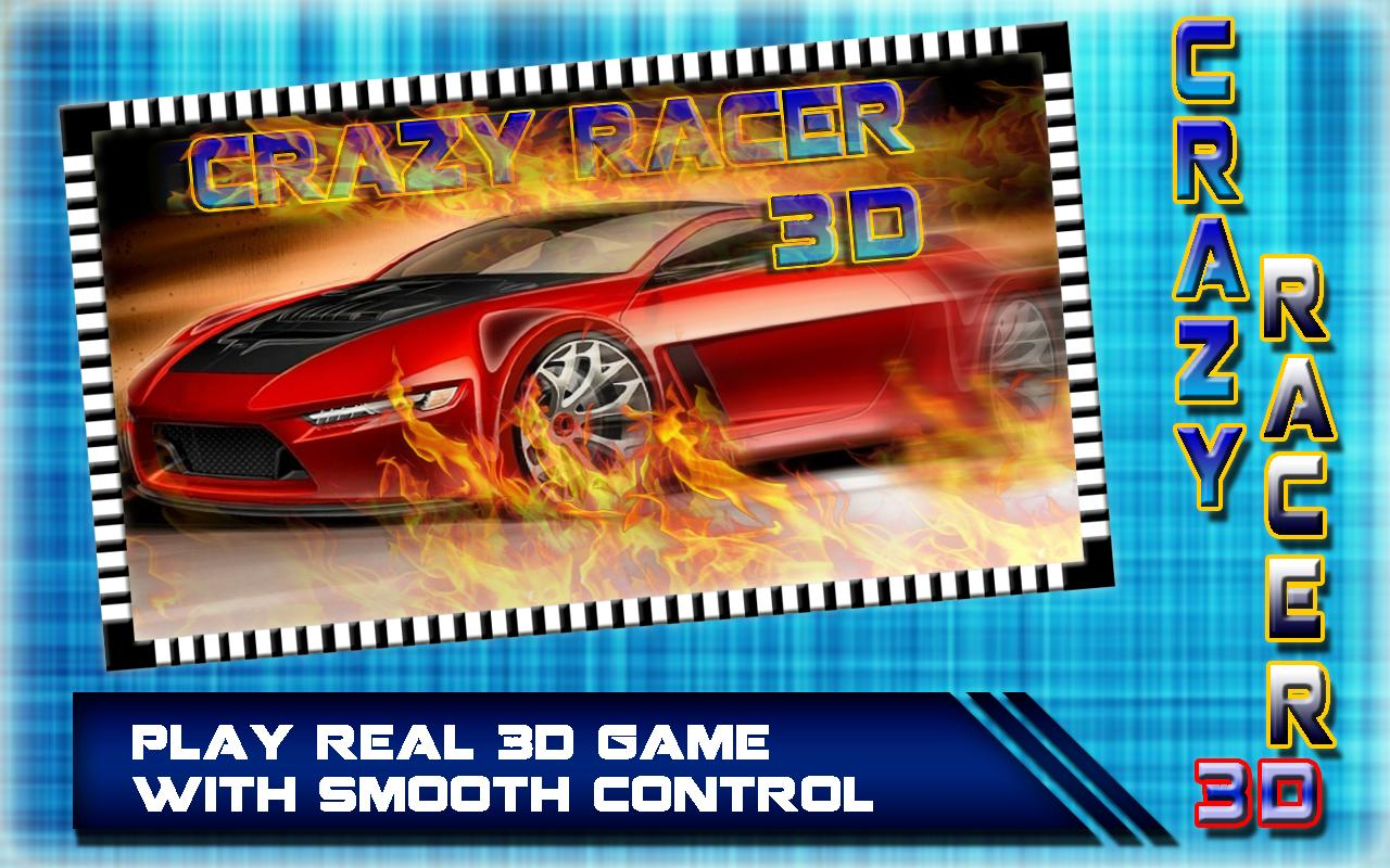 Crazy Car Racing 3D 2017: Rush Hero Driver screenshot 11