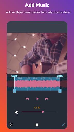 AndroVid - Video Editor, Video Maker, Photo Editor screenshot 4
