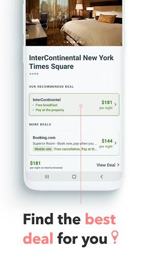 trivago: Compare hotel prices screenshot 5