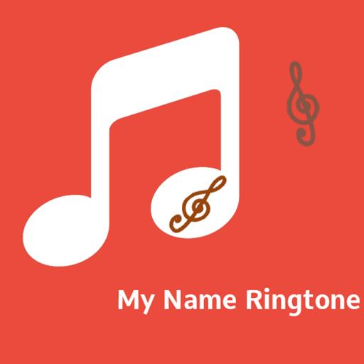 My Name Ringtone Maker أيقونة