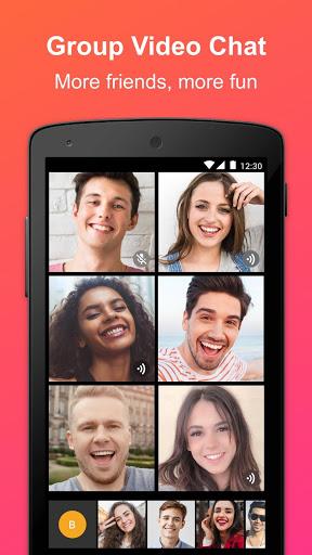 JusTalk - Free Video Calls and Fun Video Chat screenshot 4