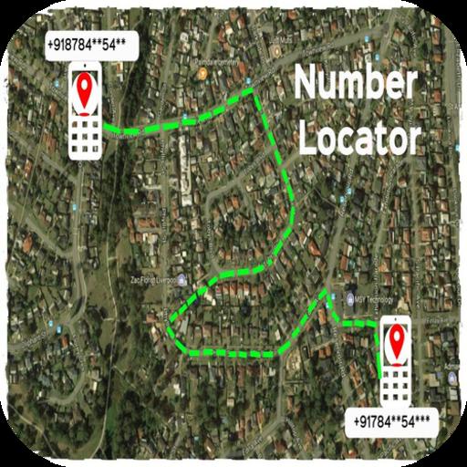 ikon Number Locator - Live Mobile Location