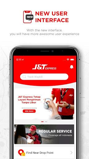 J&T Express Indonesia скриншот 1