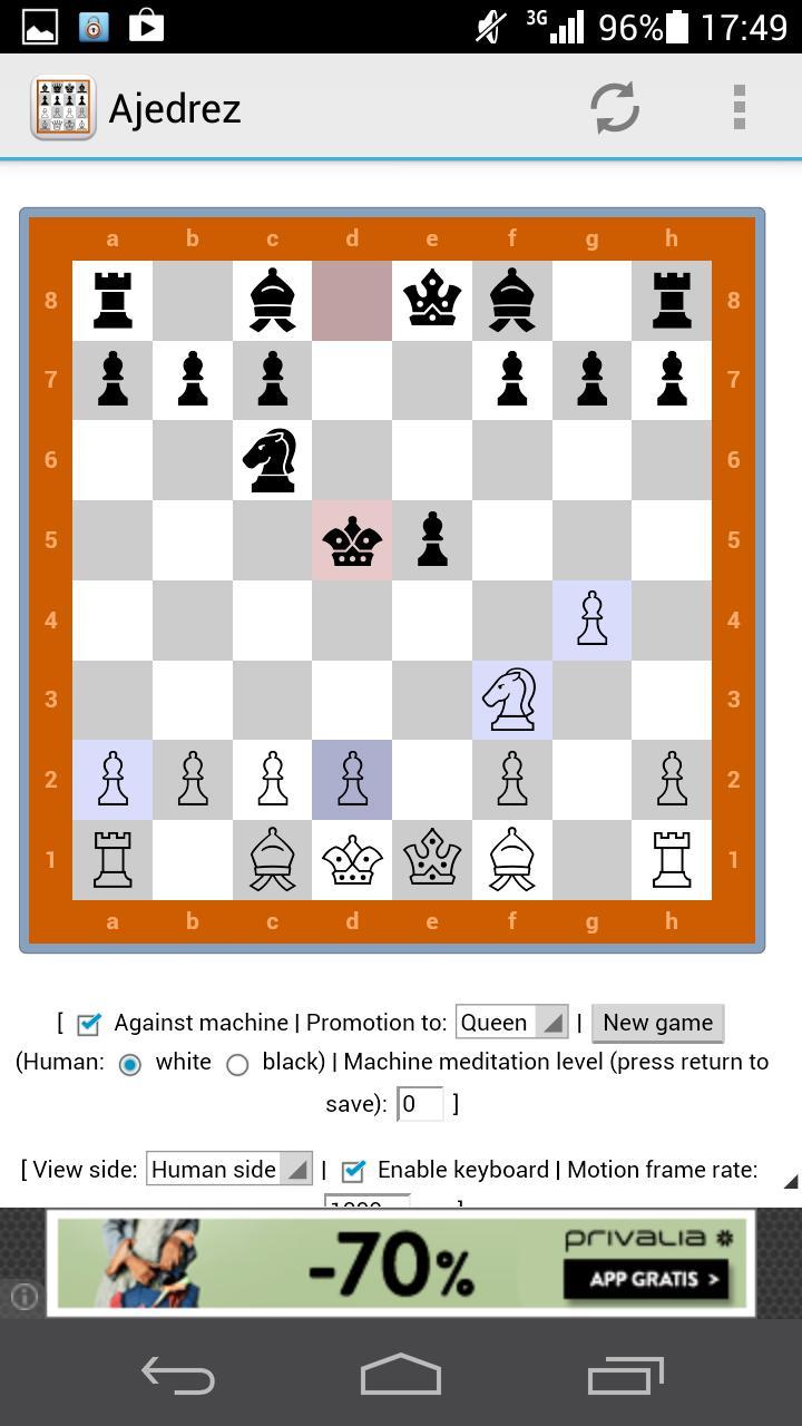 Chess Free screenshot 8