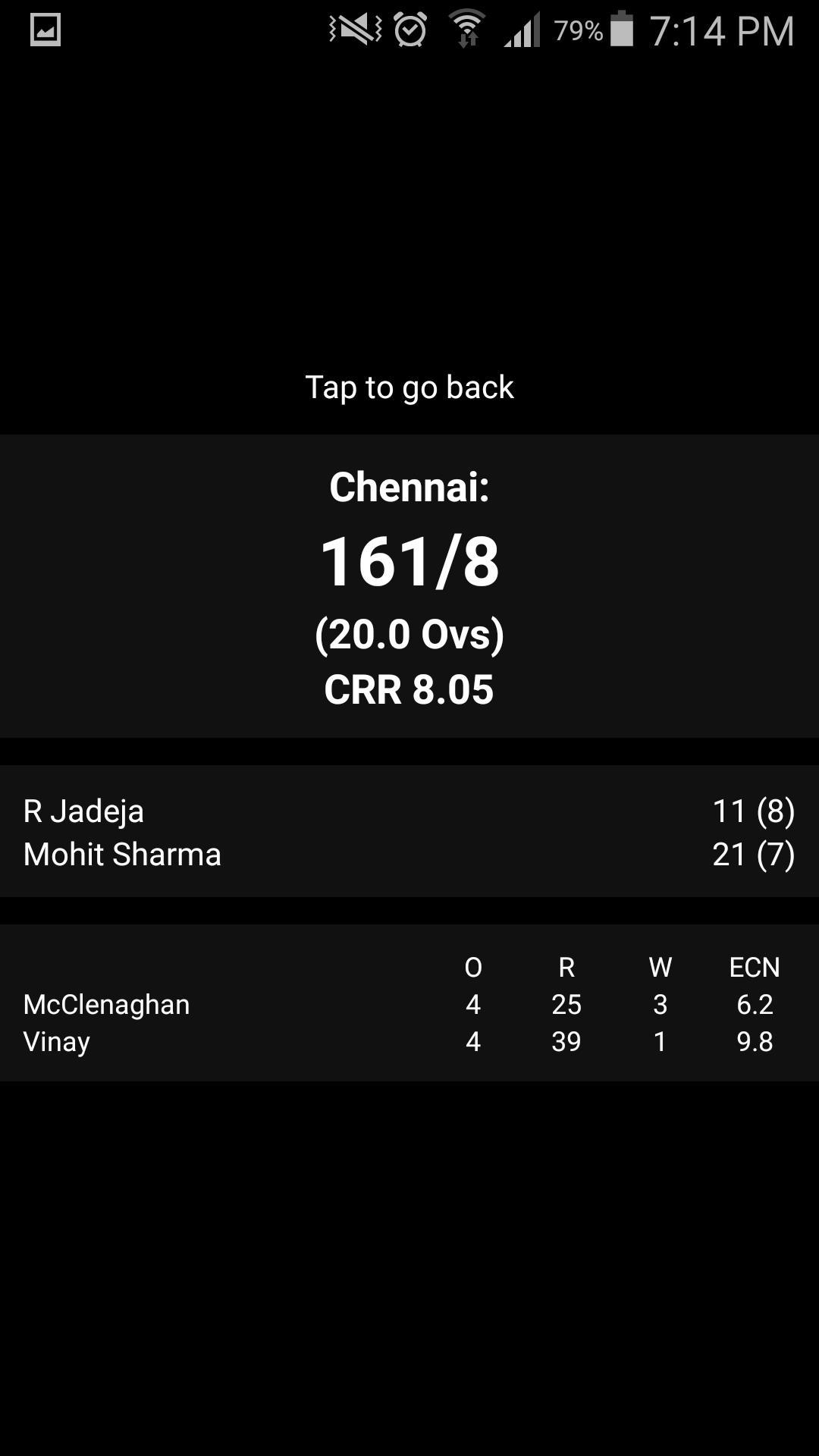 CricExtra - Live Cricket 2015 screenshot 3
