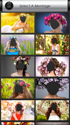 Flowers Photo: Frames, Editor, Stickers & Collage screenshot 7