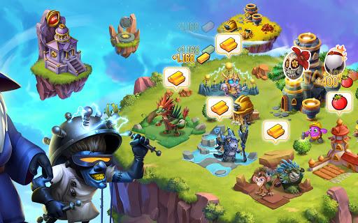 Monster Legends: Breed, Collect and Battle screenshot 11